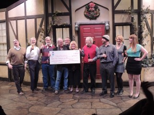 ACBF Hands THEATREWORKS Big Check #3