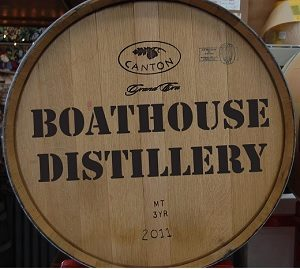 Boathouse Distillery
