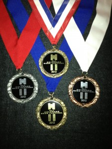 ACBF Medals