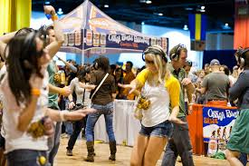 Oskar Blues Silent Disco