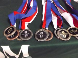 ACBF Medals