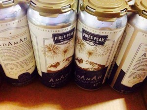 AdAmAn Holiday Ale from Pikes Peak Brewing