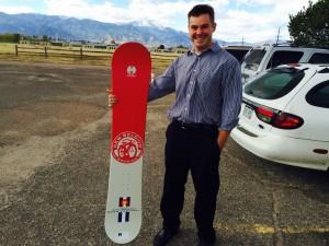 Snowboard Winner