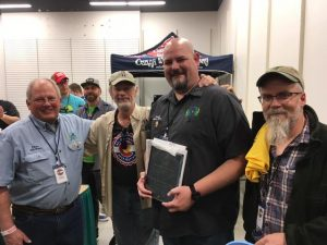 Brew Brothers win Champion Award